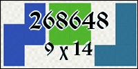 Полимино №268648