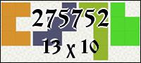 Полимино №275752