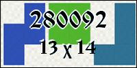 Полимино №280092
