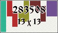 Полимино №283508