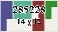 Полимино №285228