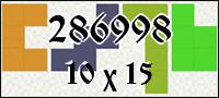 Полимино №286998