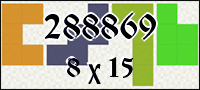 Полимино №288869