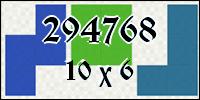 Полимино №294768