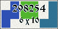 Полимино №298254