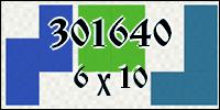 Полимино №301640