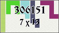 Полимино №306151