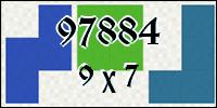 Полимино №97884