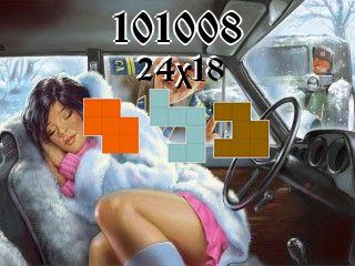 Пазл полимино №101008