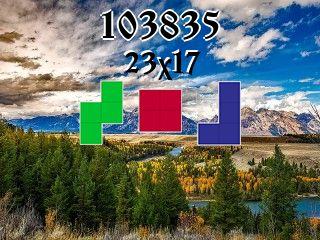 Пазл полимино №103835