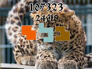 Пазл полимино №107323