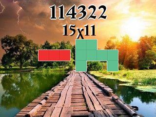 Пазл полимино №114322