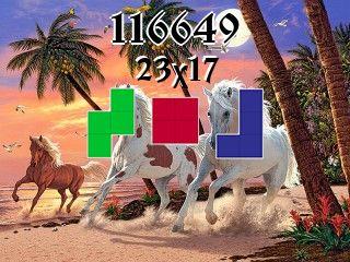 Пазл полимино №116649