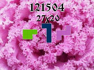 Пазл полимино №121504