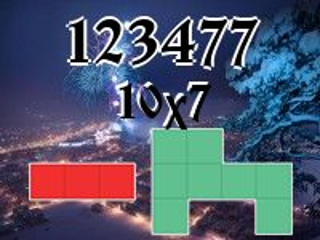 Пазл полимино №123477