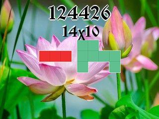 Пазл полимино №124426
