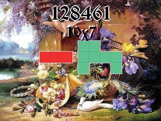 Пазл полимино №128461