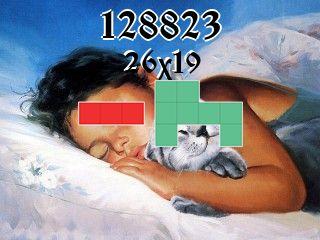Пазл полимино №128823