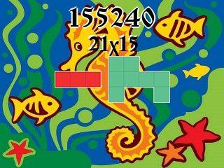 Пазл полимино №155240