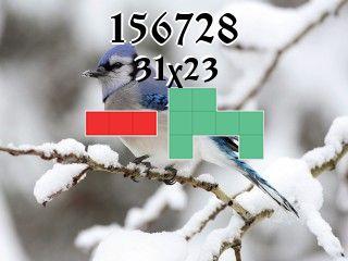 Пазл полимино №156728