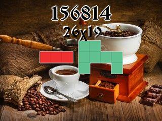 Пазл полимино №156814