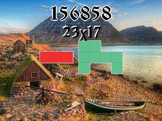 Пазл полимино №156858