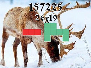 Пазл полимино №157225