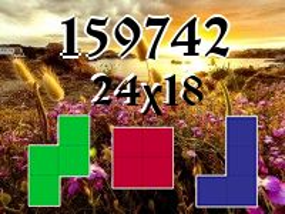 Пазл полимино №159742