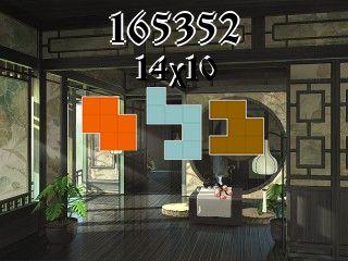 Пазл полимино №165352