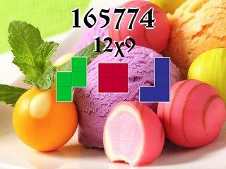 Пазл полимино №165774