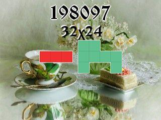 Пазл полимино №198097