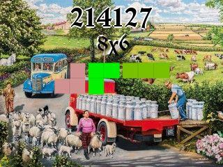 Пазл полимино №214127
