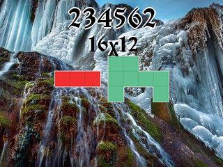 Пазл полимино №234562