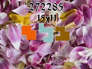 Пазл полимино №272285