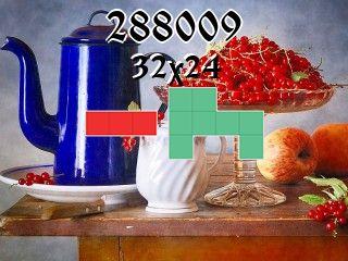 Пазл полимино №288009