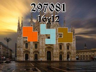 Пазл полимино №297081