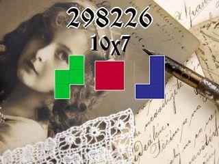Пазл полимино №298226