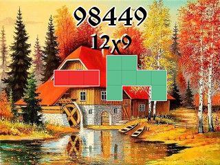 Пазл полимино №98449