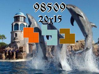 Пазл полимино №98509