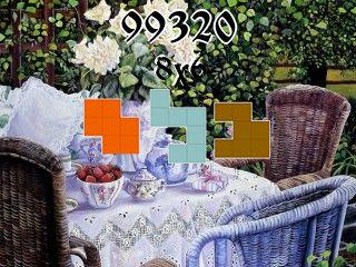 Пазл полимино №99320