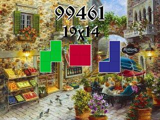 Пазл полимино №99461