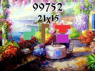 Пазл полимино №99752