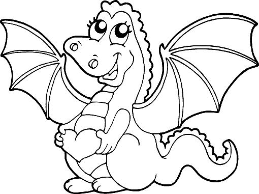 крипте картинка для раскраски дракоша сожалению, многие