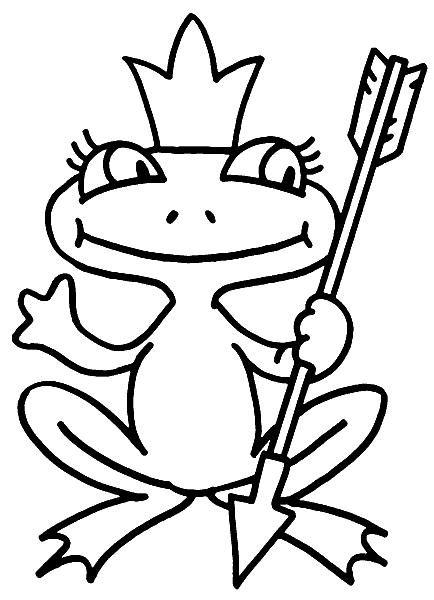 Картинки к царевне лягушке легко