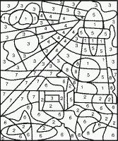 Раскраска №28916