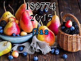 Пазл перевертыш №189774