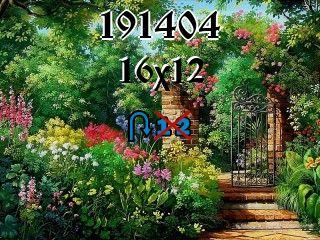 Пазл перевертыш №191404