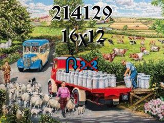 Пазл перевертыш №214129