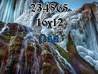 Пазл перевертыш №234565