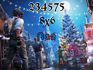 Пазл перевертыш №234575